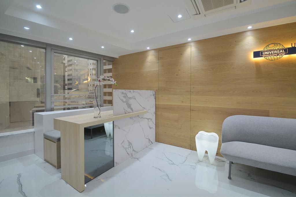 Sheung Wan Xiu Ping Commercial Building, 商用, 室內設計師, Space Design