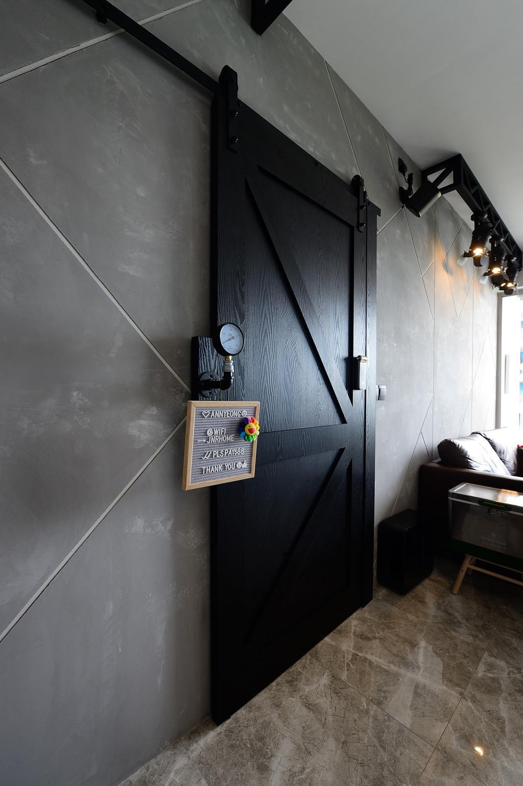 Contemporary, Condo, The Santorini, Interior Designer, M Squared Dezign