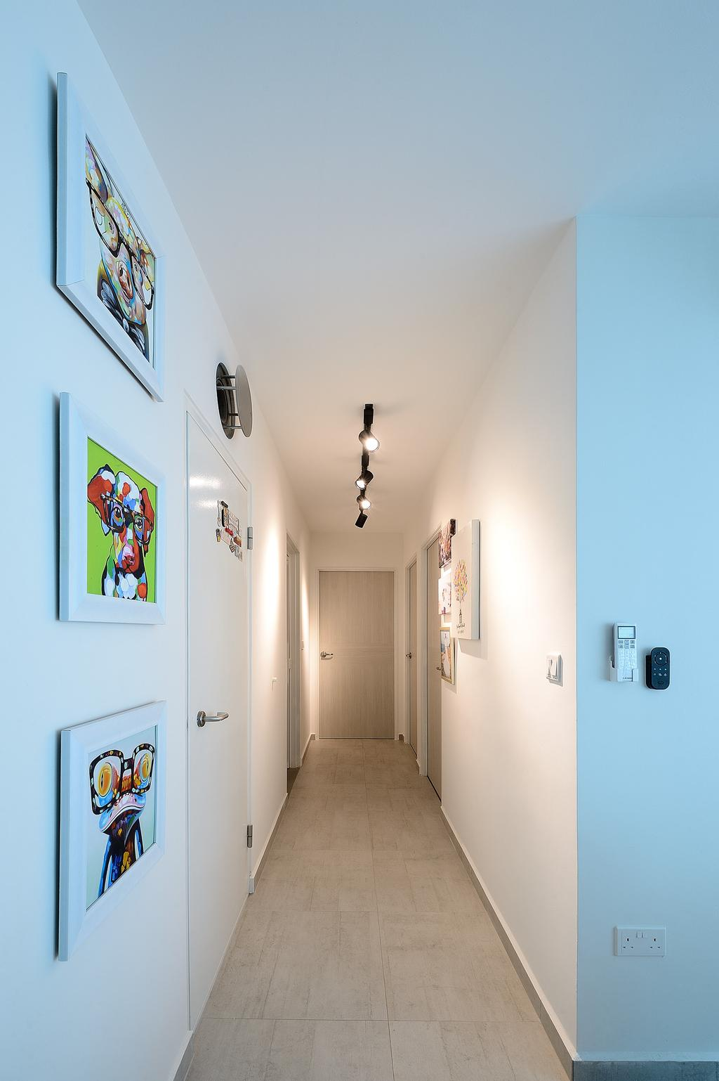 Contemporary, HDB, Bukit Batok Street 21, Interior Designer, M Squared Dezign