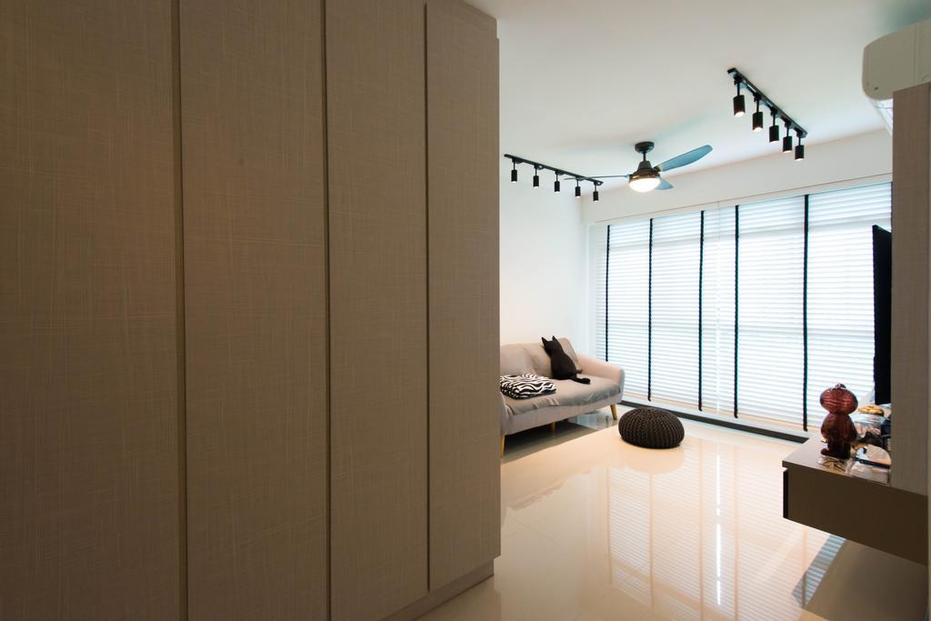 Contemporary, HDB, Punggol Way, Interior Designer, M Squared Dezign