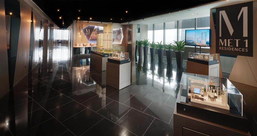 KL Metropolis NAZA TTDI Sales Gallery Platinum Park, Commercial, Interior Designer, Blaine Robert Design Sdn. Bhd., Modern