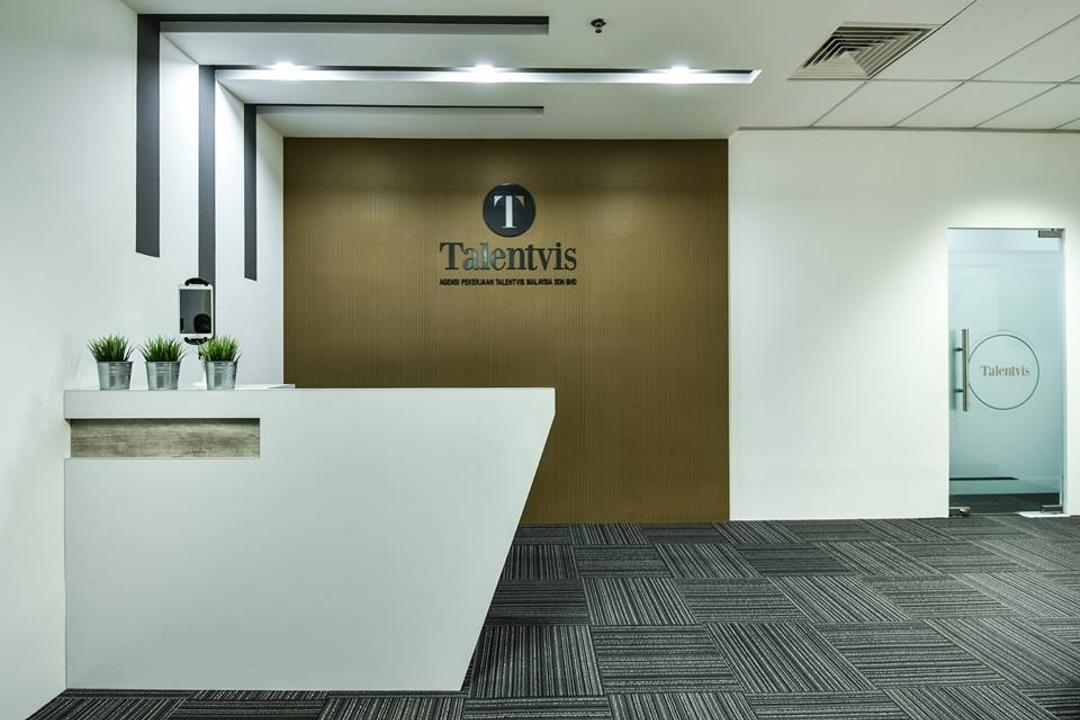 Office Project @ Q Sentral, KL Sentral 2