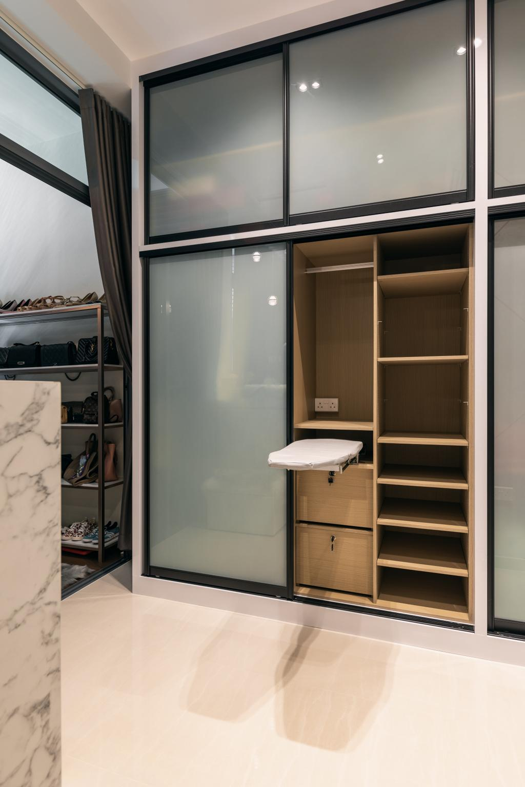 Contemporary, Condo, Floraview, Interior Designer, Space Define Interior
