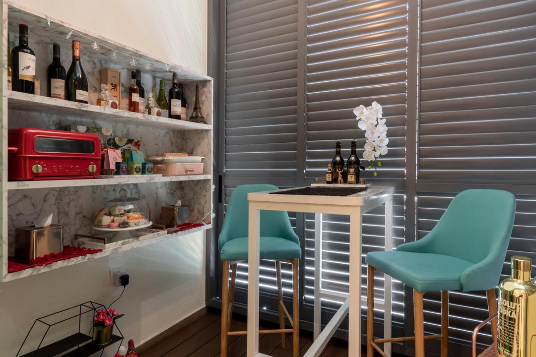 Floraview by Space Define Interior