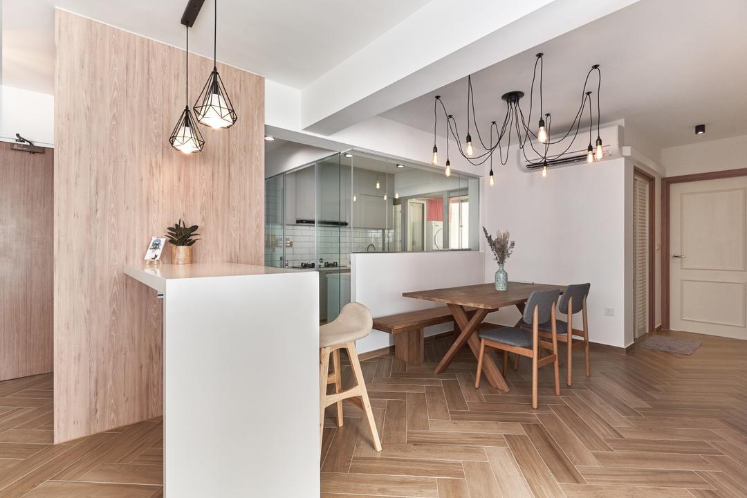 Bukit Batok West Avenue 8 by Lemonfridge Studio