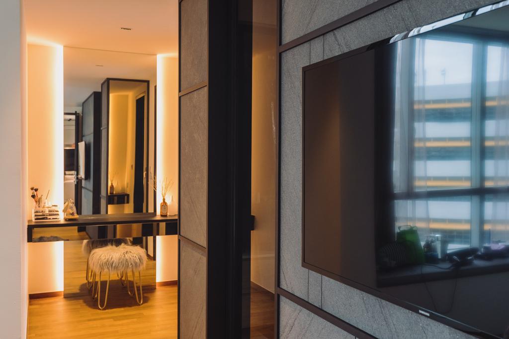 Contemporary, Condo, Domain 21, Interior Designer, Artmuse Interior, Modern