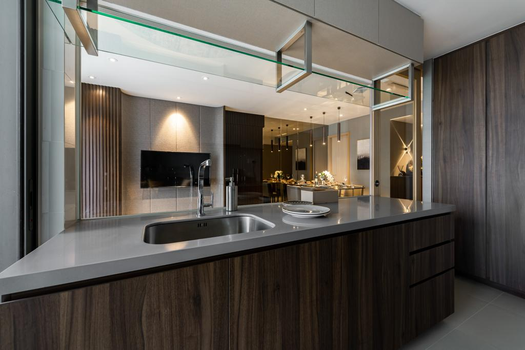Contemporary, Condo, Parc Life, Interior Designer, 19 Eighty Three, Modern