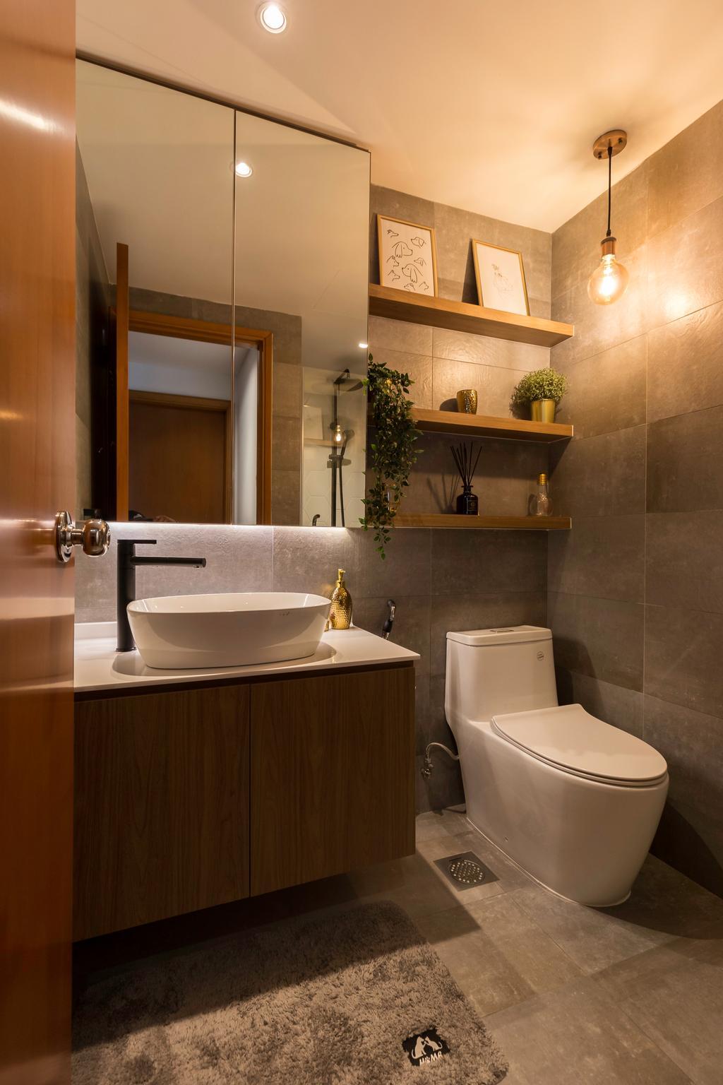 Contemporary, Condo, Bathroom, Costa Del Sol, Interior Designer, Image Creative Design
