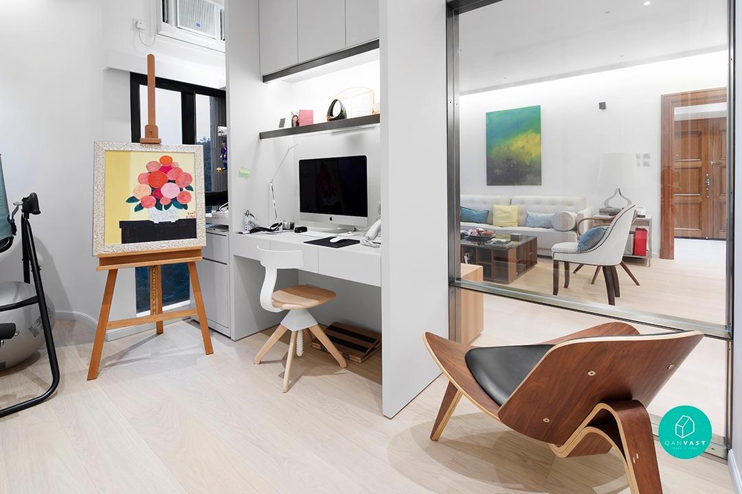 色調間格也講究:三代同堂幸福家居設計