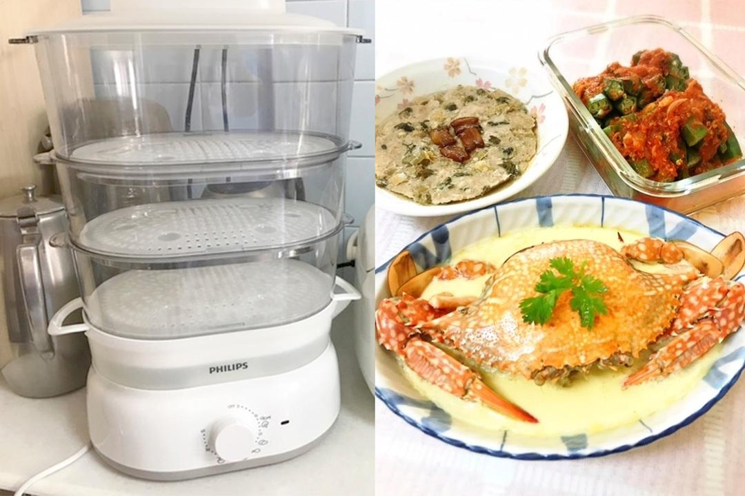 I Cooked an Entire Three-Course Dinner with This Steamer 14