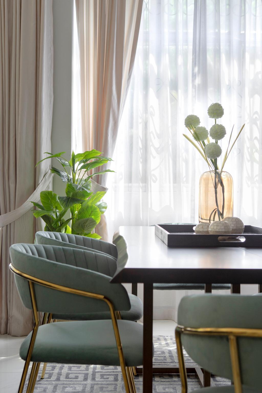 Modern, Condo, Dining Room, The Belmont, Interior Designer, Home Philosophy