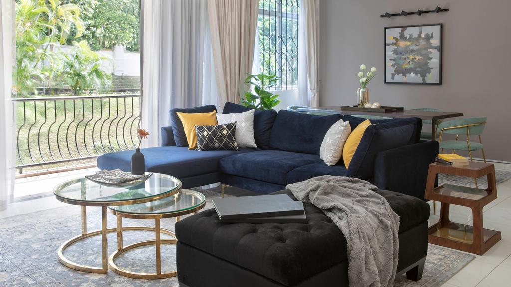 Modern, Condo, Living Room, The Belmont, Interior Designer, Home Philosophy