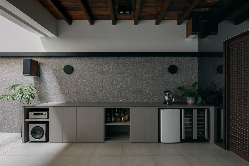 Contemporary, Landed, Kitchen, Joo Chiat Place, Interior Designer, Habit