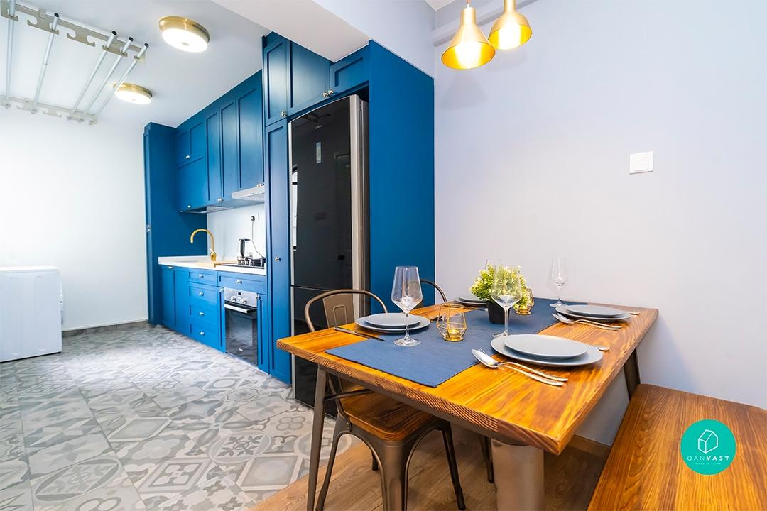 HDB flats renovation under $40,000 singapore