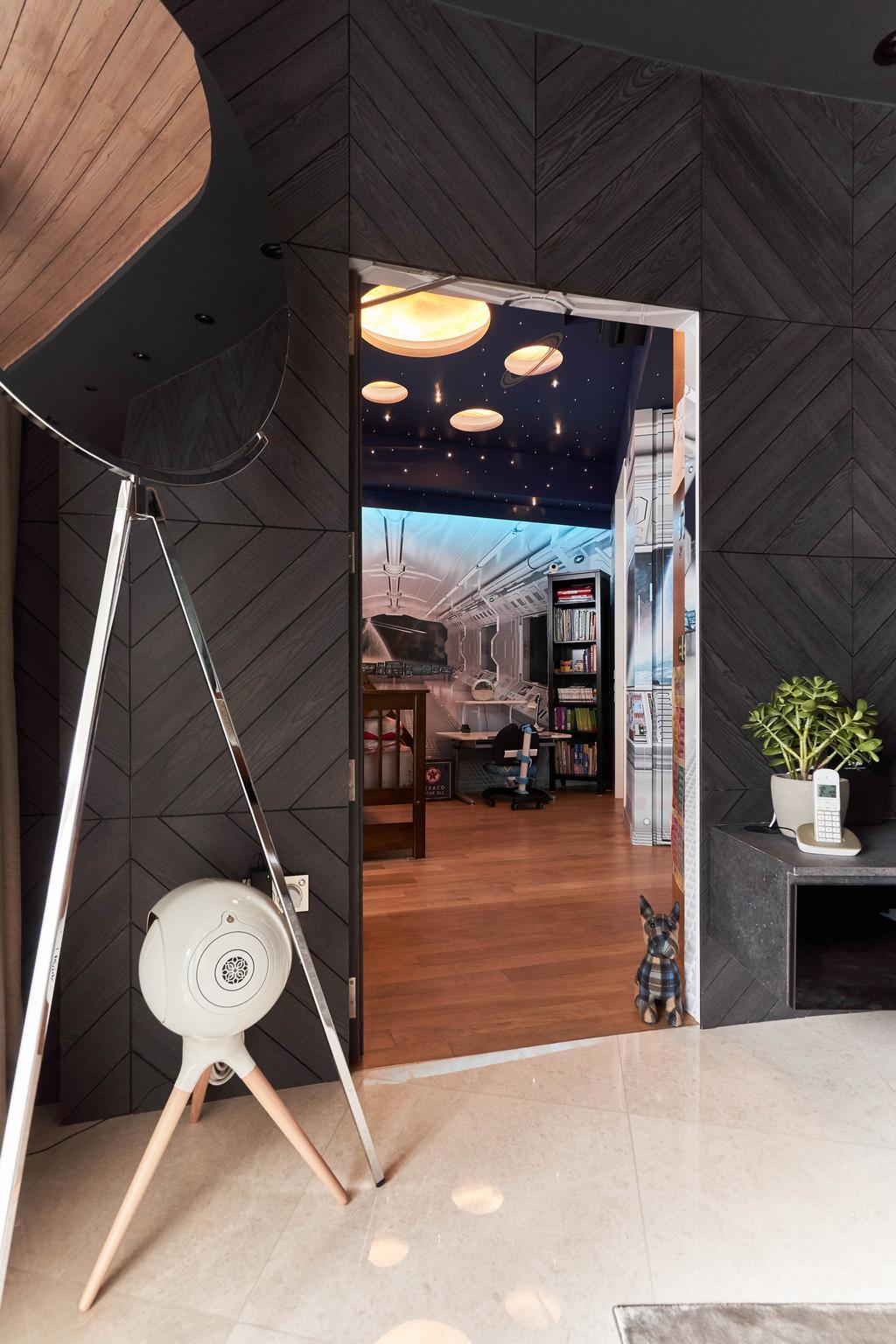Contemporary, Condo, Duo Residences, Interior Designer, Free Space Intent