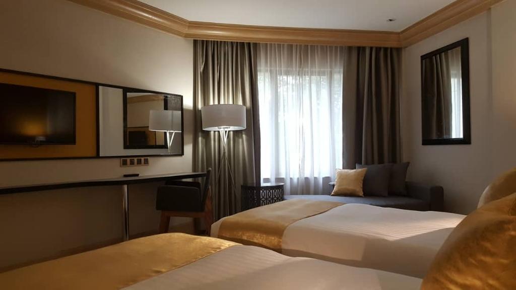 Dorsett Grand Subang, Commercial, Interior Designer, Blaine Robert Design Sdn. Bhd., Modern