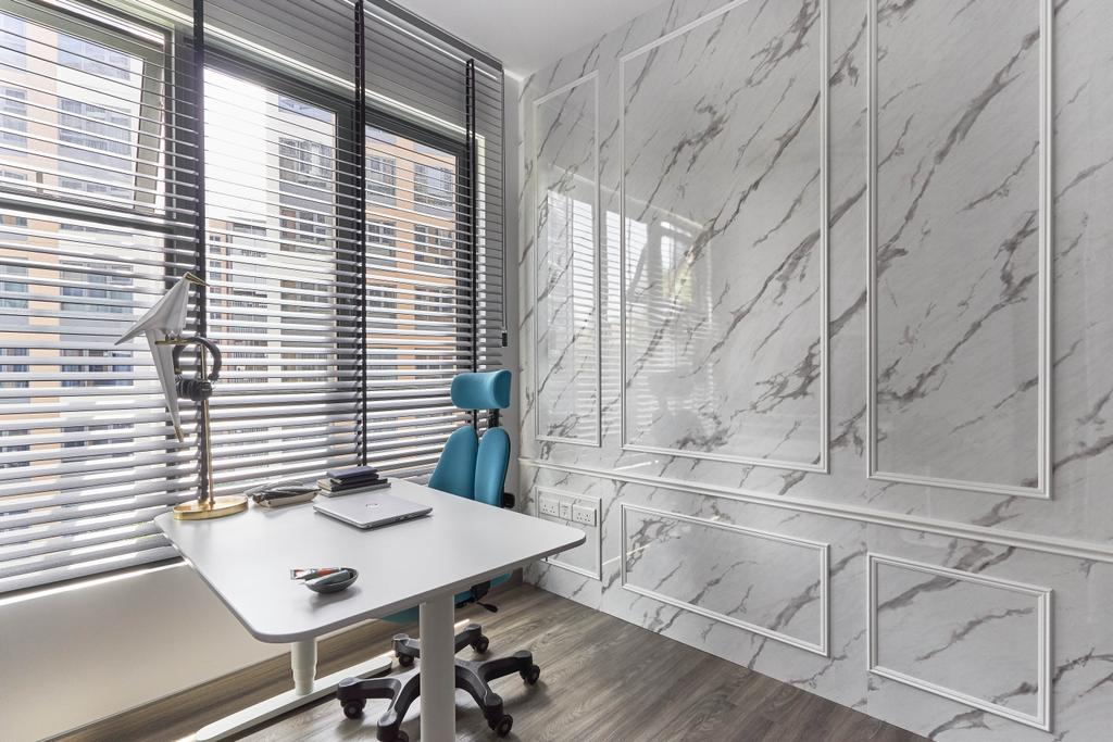 The Brownstone by Rockin Spaces