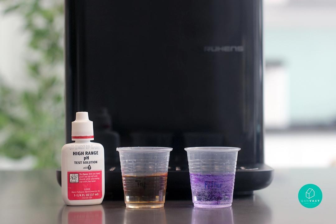 ruhens WHP-760 water purifier