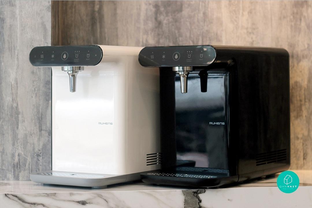 ruhens WHP-760 water purifier 8
