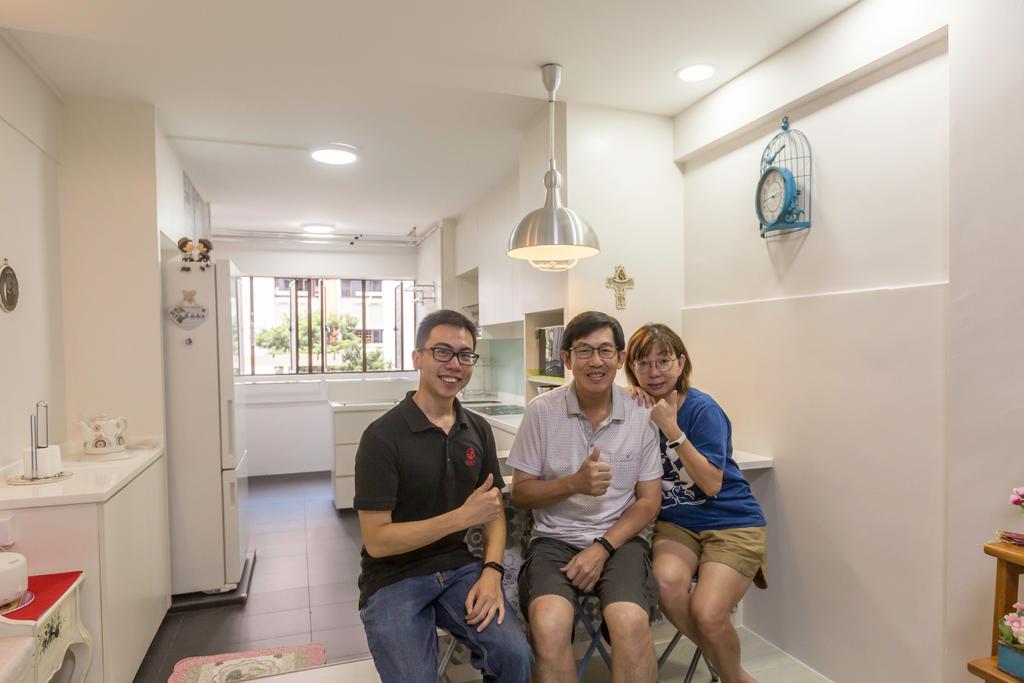 Modern, HDB, Ang Mo Kio (Block 128), Interior Designer, Grand Studios Interior Design