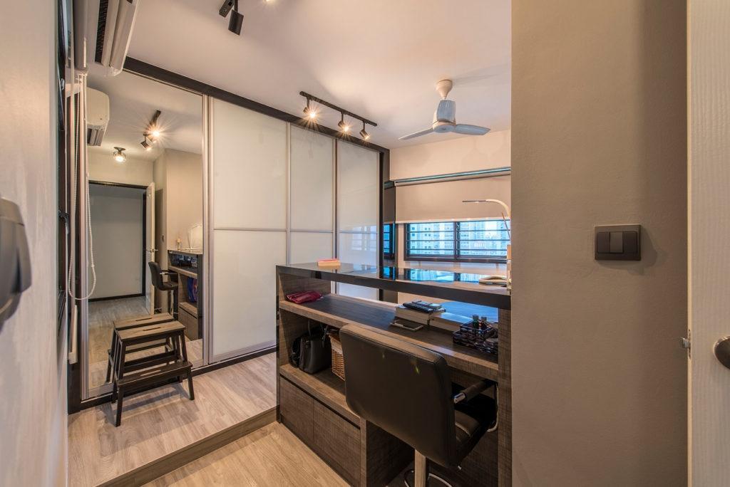 Modern, HDB, Bedroom, Jalan Membina (Block 26D), Interior Designer, Grand Studios Interior Design