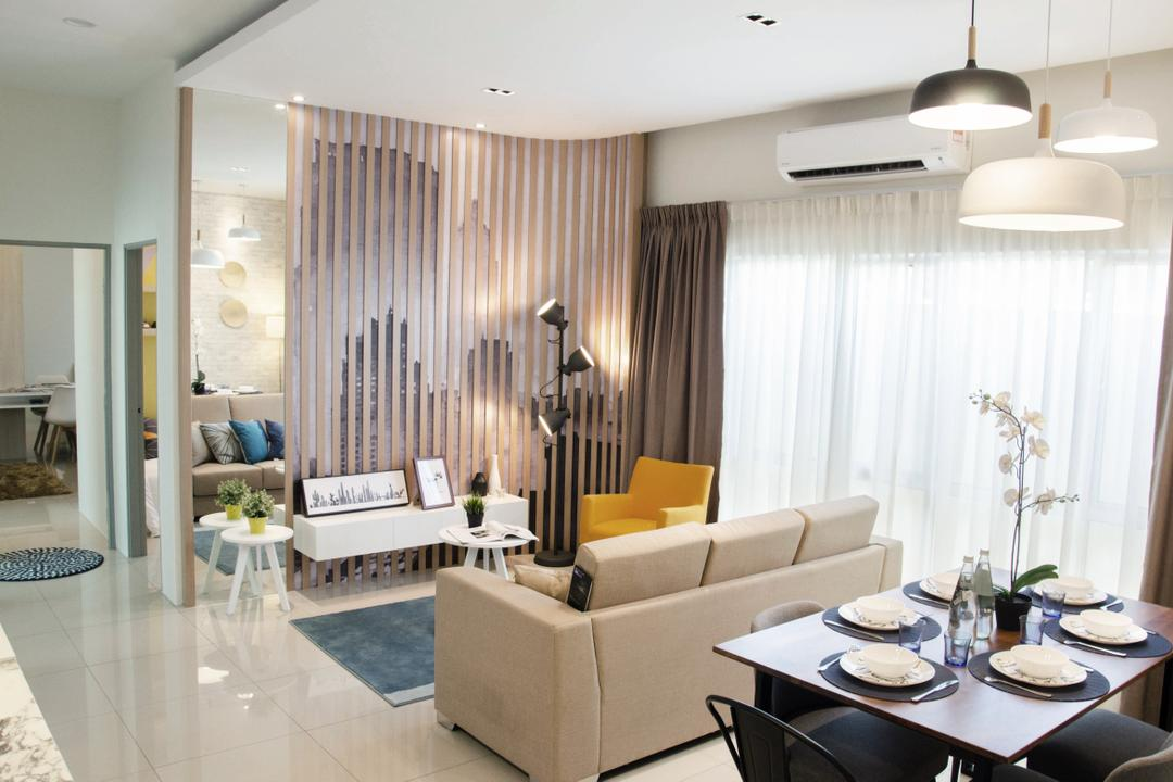 Meru Heights Residences by Nature Concept Contracts Sdn Bhd