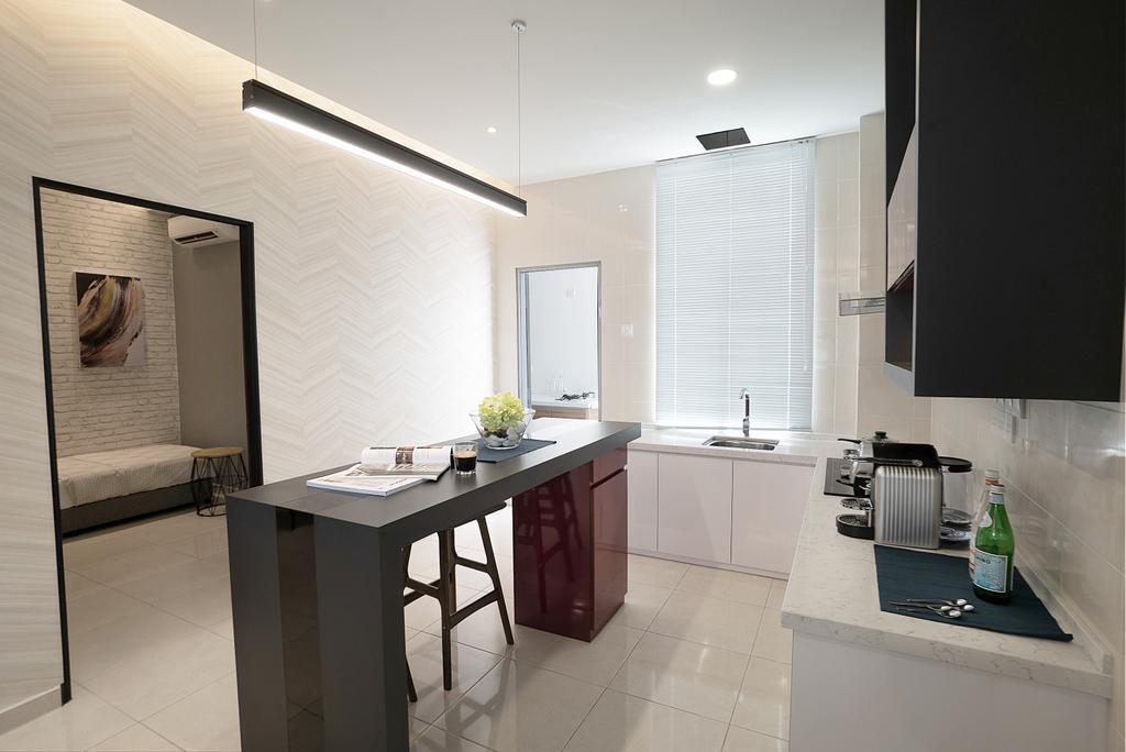 Modern, Landed, Dahlia Scientex Meru 2, Interior Designer, Nature Concept Contracts Sdn Bhd
