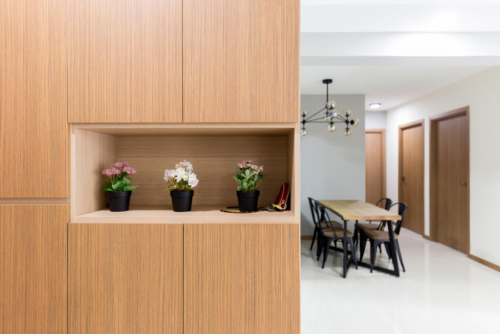 Contemporary, HDB, Dining Room, Bukit Batok West Avenue 8, Interior Designer, Tab Gallery