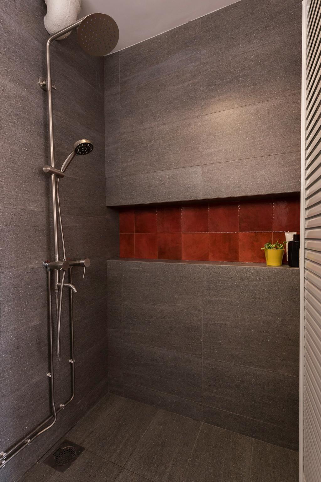 Contemporary, HDB, Bathroom, Jalan Bukit Merah, Interior Designer, Stylemyspace