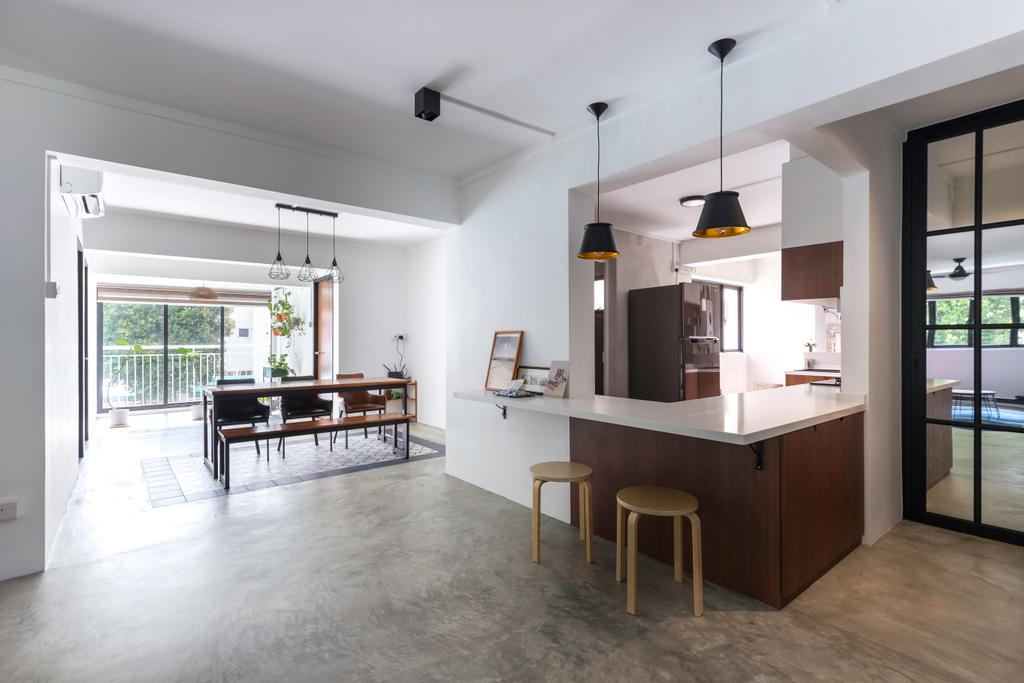 Contemporary, HDB, Jalan Bukit Merah, Interior Designer, Stylemyspace