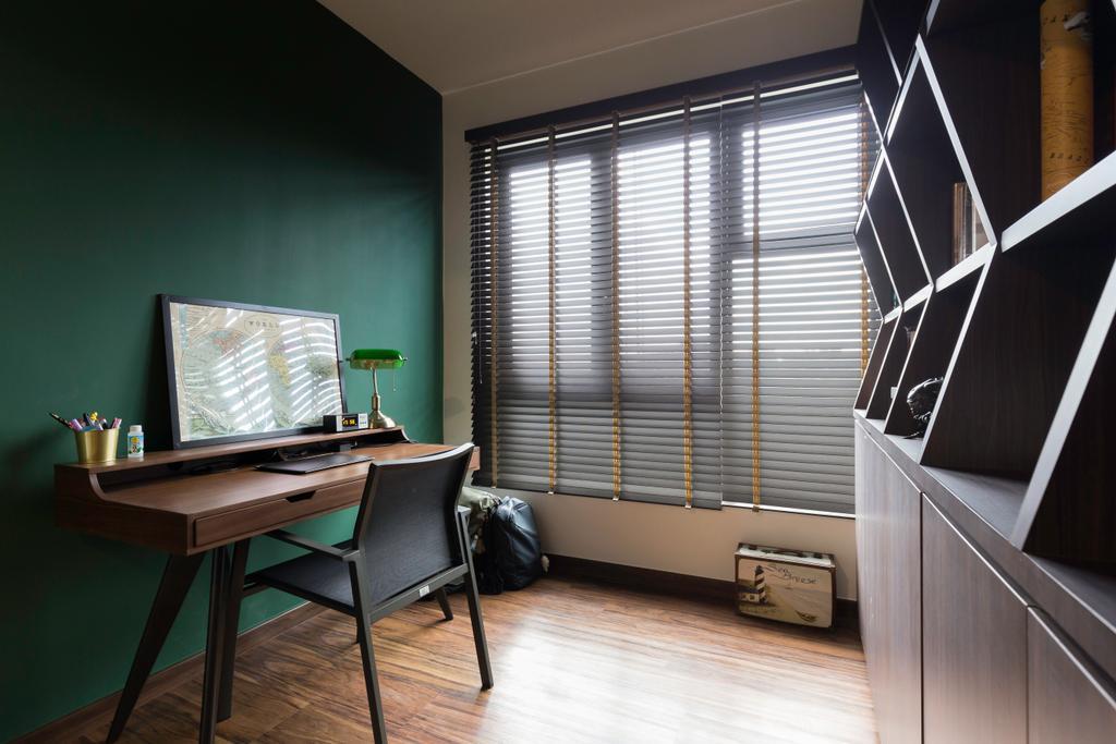 Contemporary, Condo, The Brownstone, Interior Designer, Forefront Interior