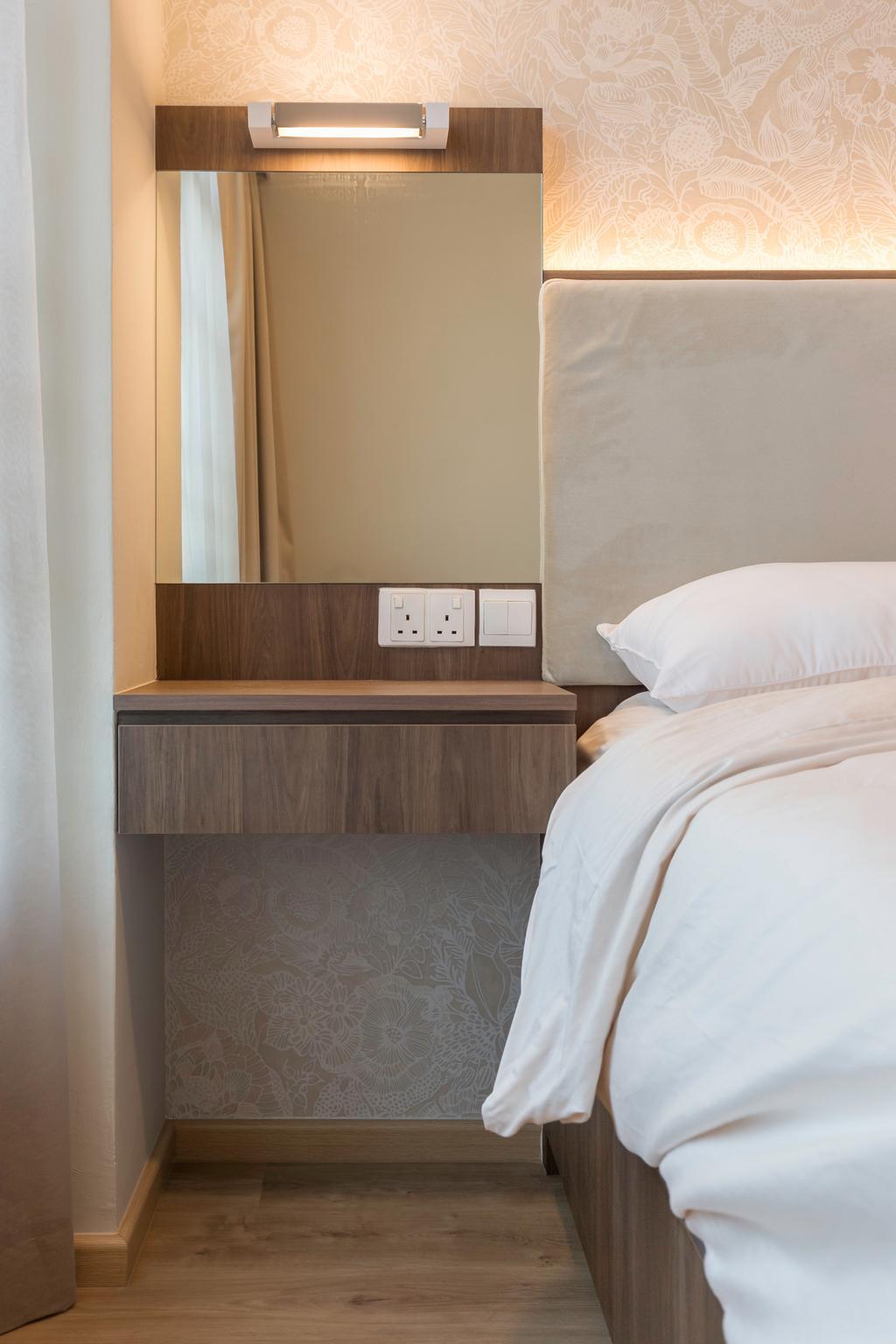 Contemporary, Condo, Bedroom, Camillia Lodge, Interior Designer, Ciseern