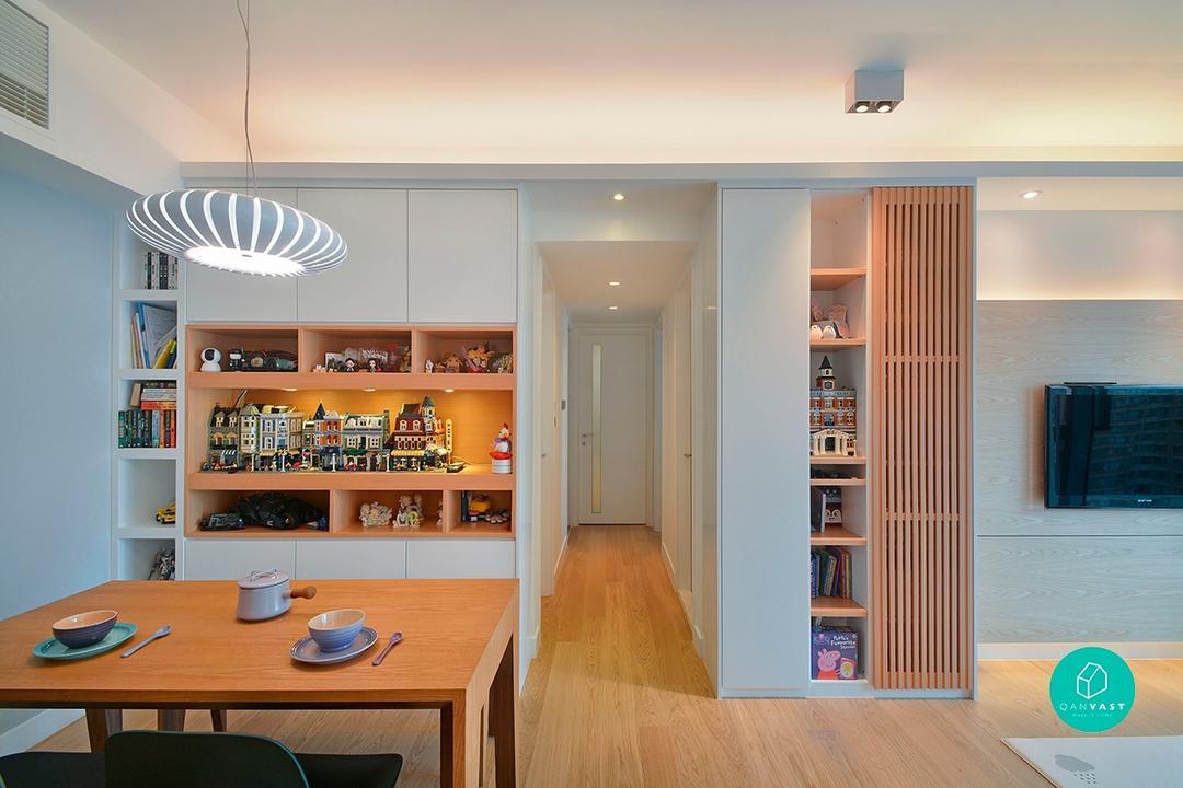 空間大改造:給孩子不一樣的家