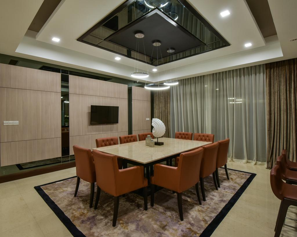 Modern, Landed, Rimbun, Ampany Hilir, Interior Designer, Blaine Robert Design Sdn. Bhd.
