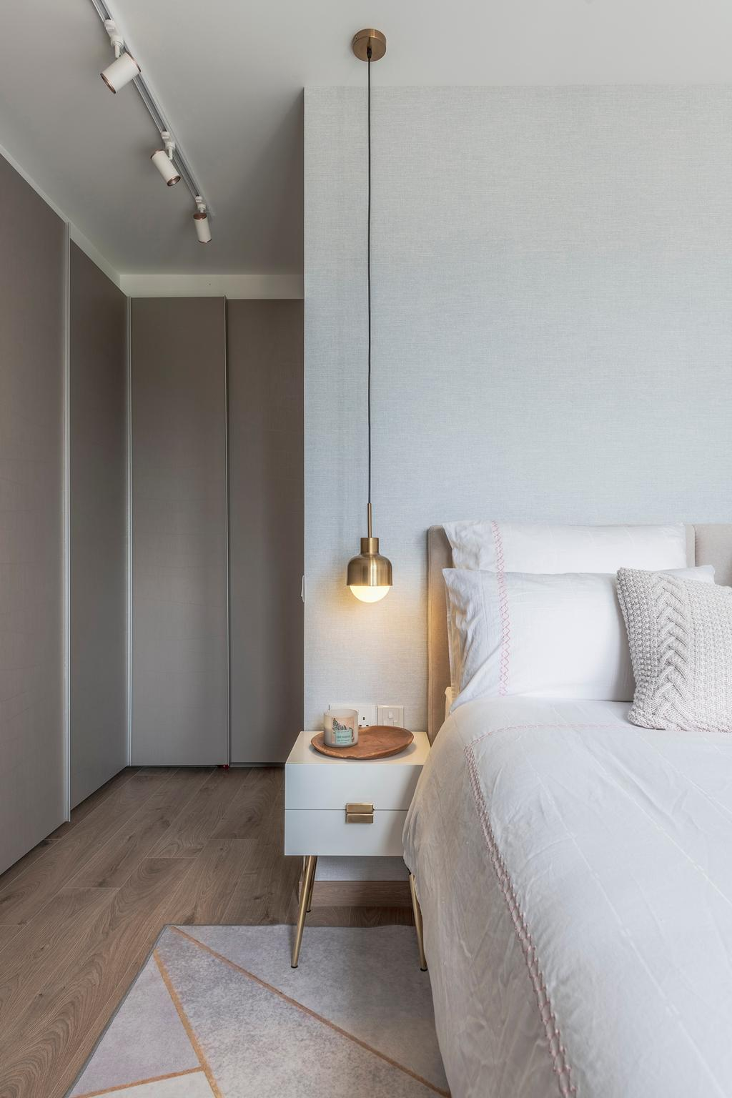 Scandinavian, Condo, Bedroom, The Criterion, Interior Designer, Bowerman