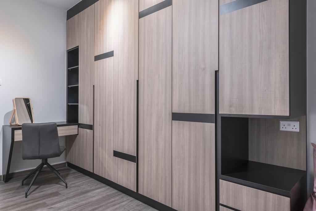 Contemporary, Condo, Woodsvale, Interior Designer, Omni Design
