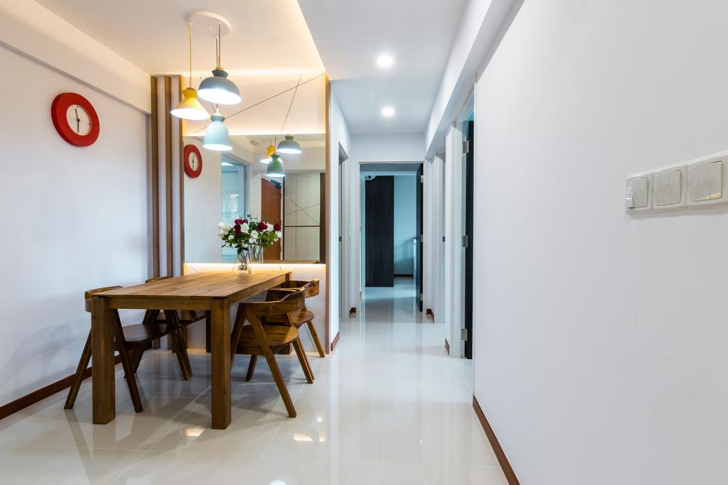 Contemporary, HDB, Dining Room, Toa Payoh East, Interior Designer, 9 Creation