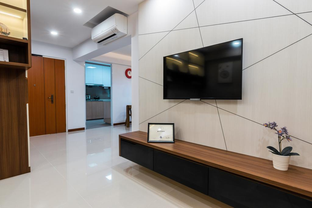 Contemporary, HDB, Toa Payoh East, Interior Designer, 9 Creation