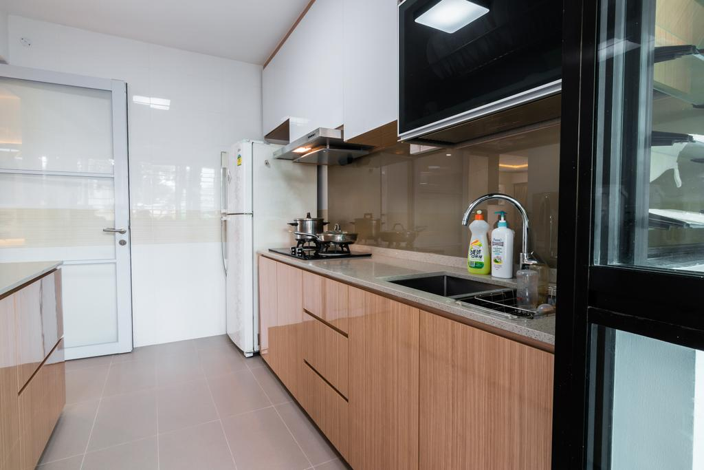 Contemporary, HDB, Kitchen, Toa Payoh East, Interior Designer, 9 Creation