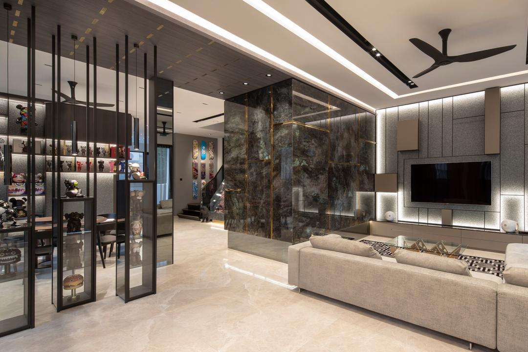 Jalan Seaview by Linear Space Concepts