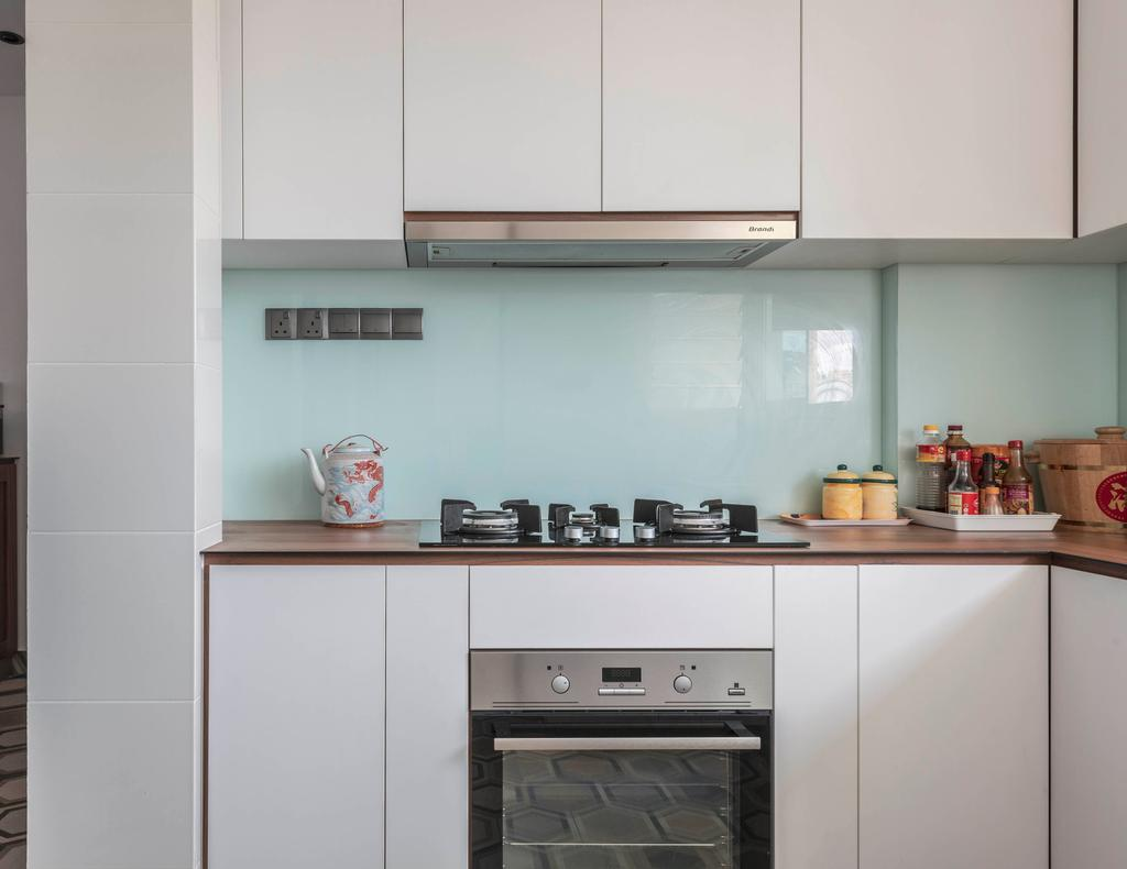 Contemporary, Condo, Kitchen, Hillington Green, Interior Designer, Escapade Studios