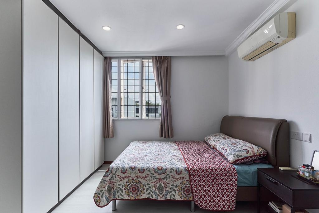 Contemporary, Condo, Bedroom, Blossom View, Interior Designer, Viz Studio