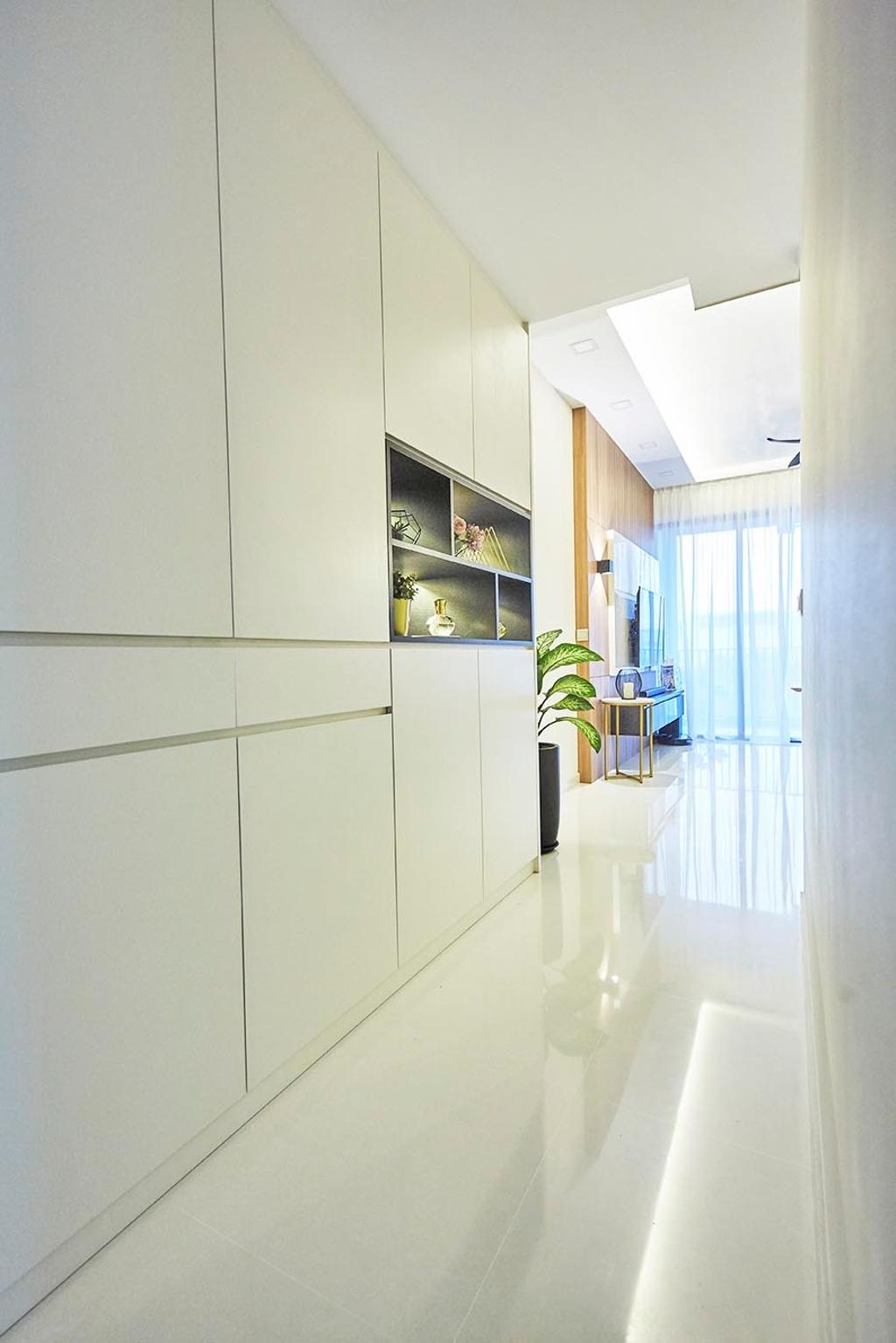 Contemporary, Condo, TRE Residences, Interior Designer, The Interior Lab
