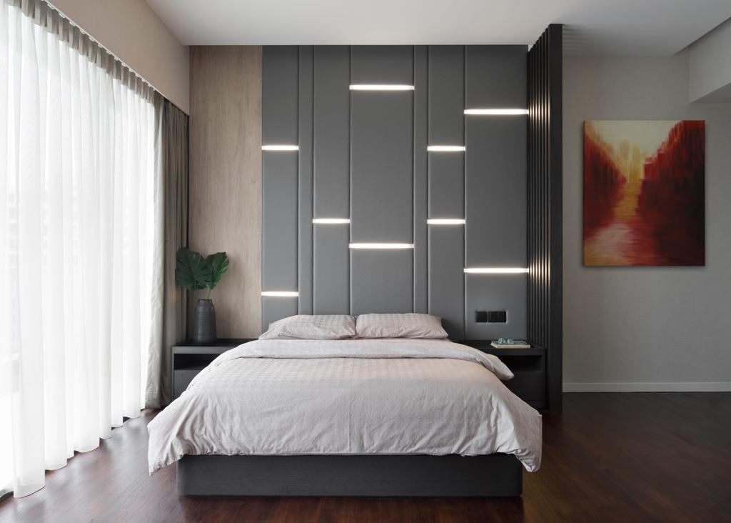Contemporary, Condo, Bedroom, The Interlace, Interior Designer, Neu Konceptz