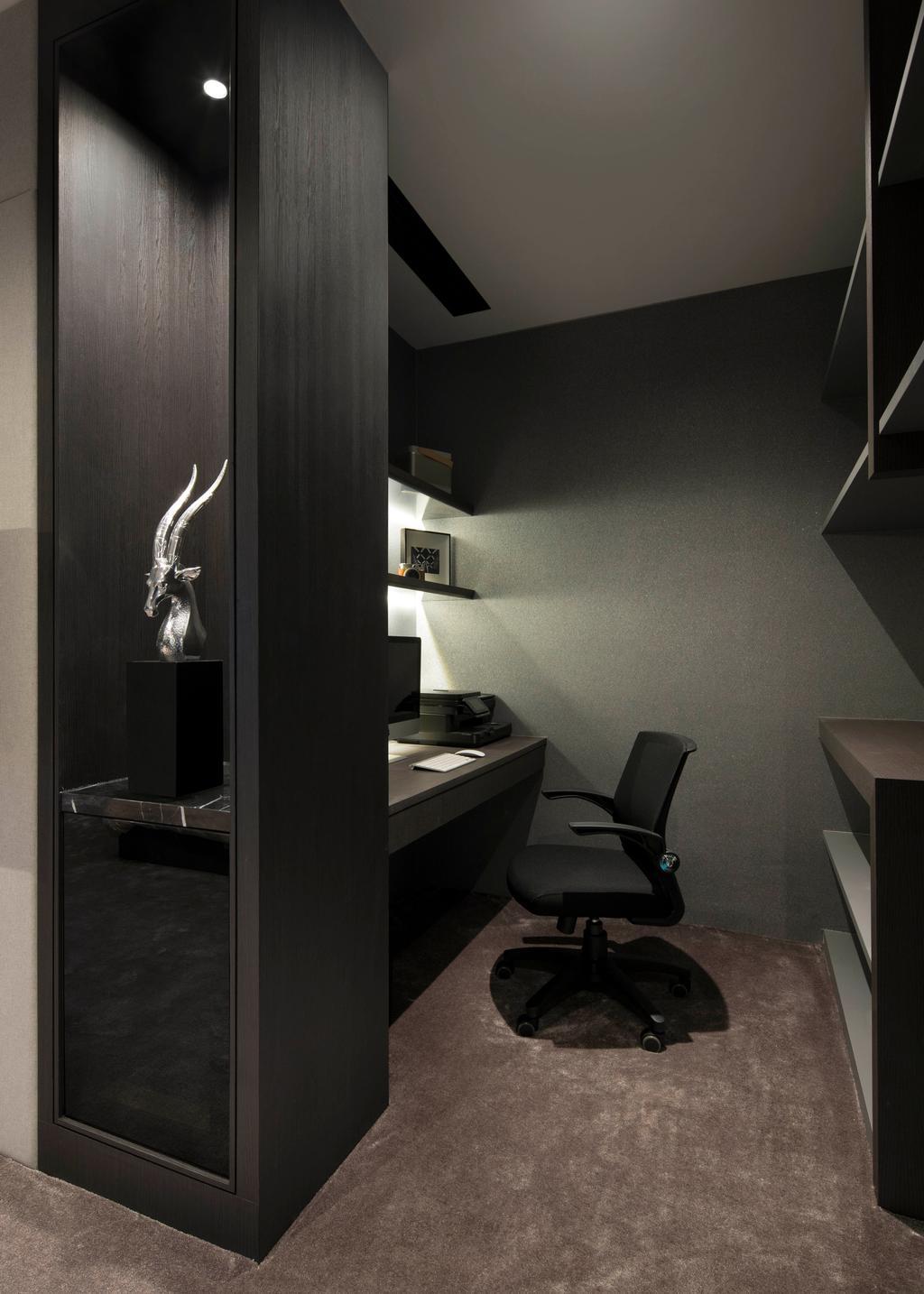 Contemporary, Condo, Study, The Interlace, Interior Designer, Neu Konceptz