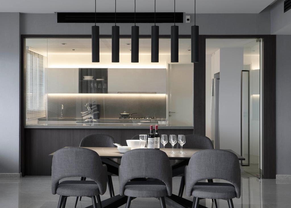 Contemporary, Condo, Kitchen, The Interlace, Interior Designer, Neu Konceptz