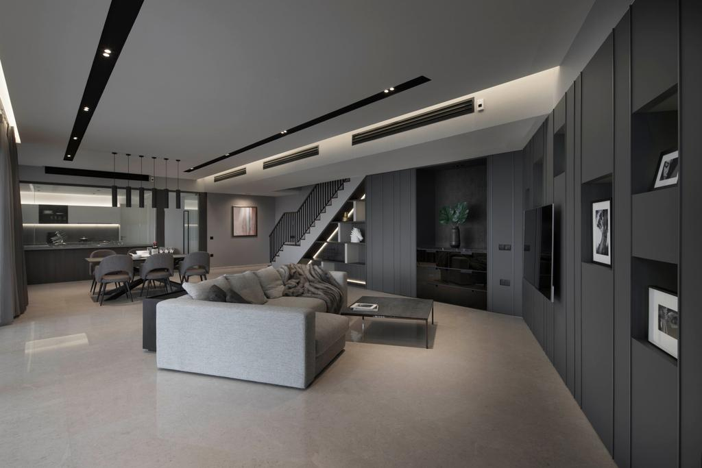 Contemporary, Condo, The Interlace, Interior Designer, Neu Konceptz