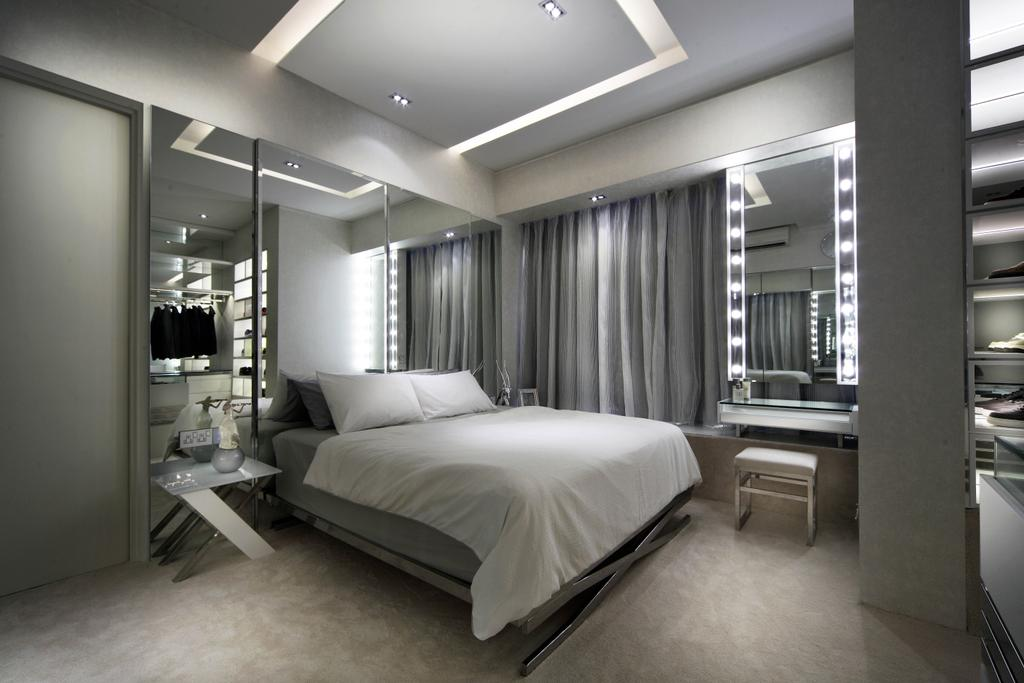 Traditional, Condo, Bedroom, The Trillium, Interior Designer, Neu Konceptz