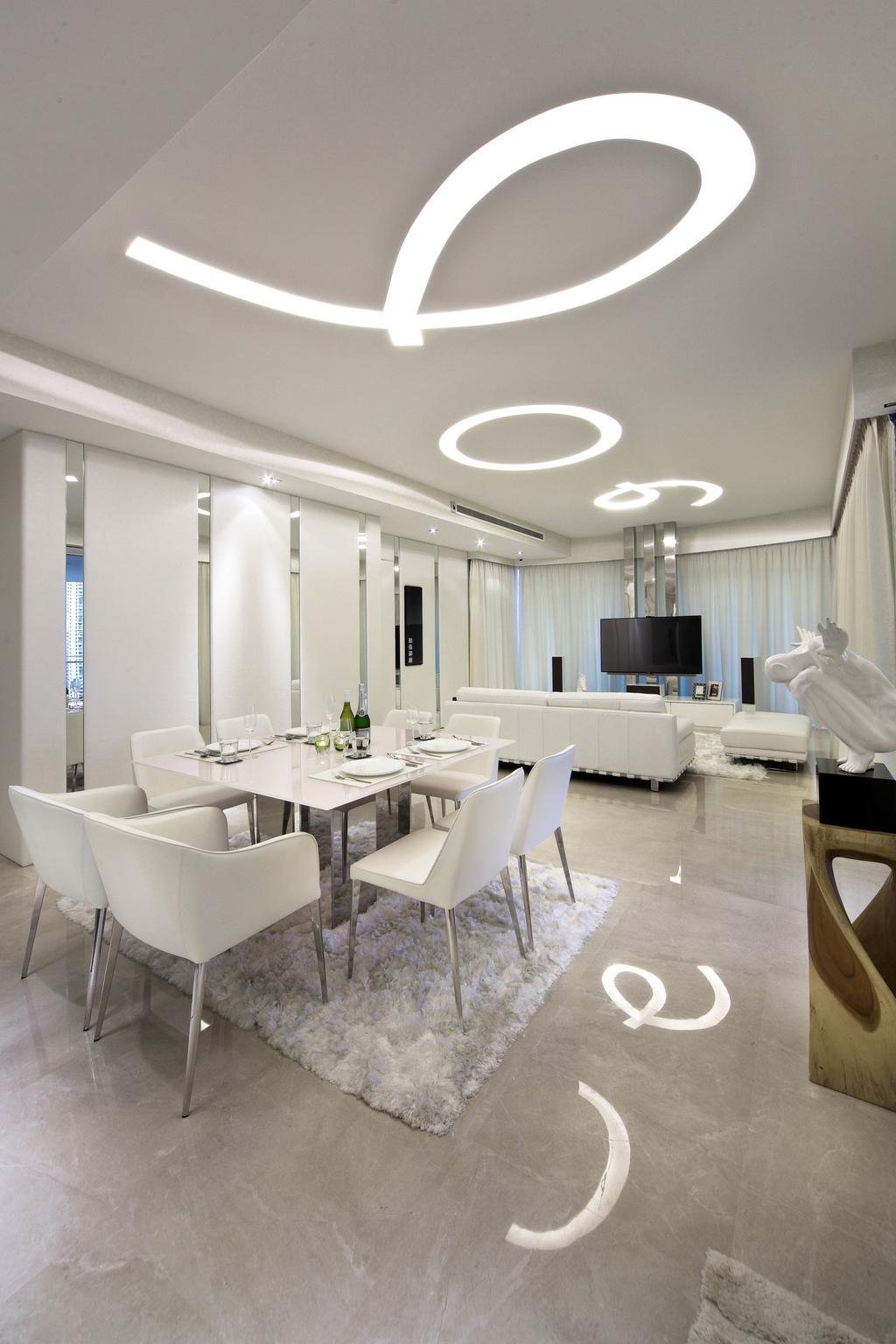 Traditional, Condo, Living Room, The Trillium, Interior Designer, Neu Konceptz