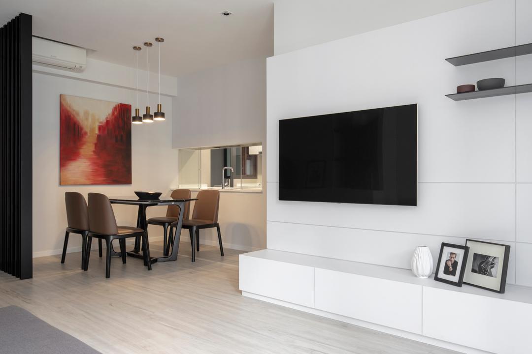 Wandervale Living Room Interior Design 2